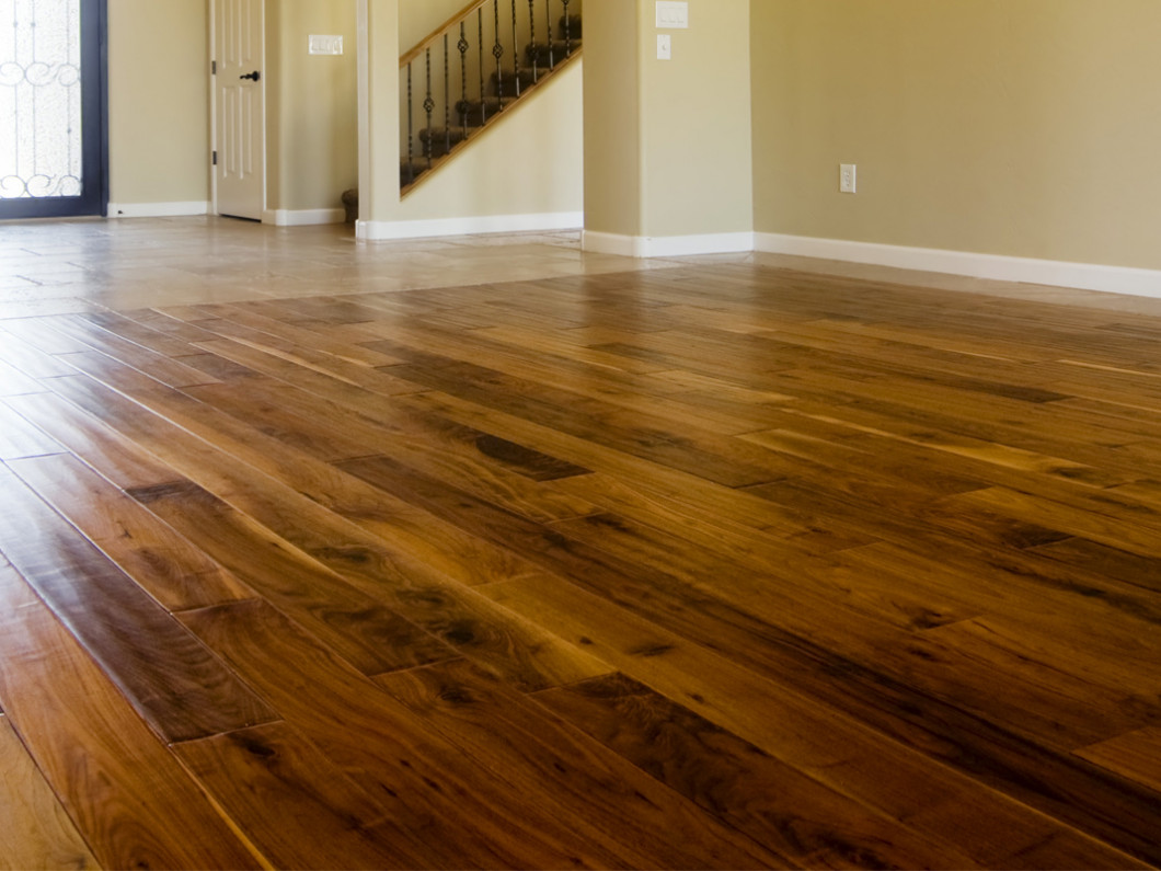 Don't Let Dingy Flooring Hurt Your Home Value